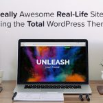 WordPress Inspiration: Awesome Real-Life Sites Using the Total WordPress Theme