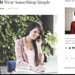 10 Best WordPress Themes for Fashion Blogs in 2017