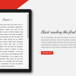 How to Create a Scrollable Text Preview Tablet with Divi