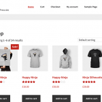 Add WooCommerce Add to Cart Button to Menu with Offscreen content like Outfitter Pro