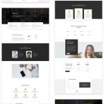 Get an Exceptional Business Consultant Layout Pack for Divi