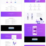 Download a Free & Magnificent Software Marketing Layout Pack for Divi