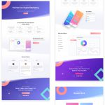 Get a FREE & Professional Digital Marketing Layout Pack for Divi