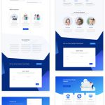 Get a FREE Insurance Agency Layout Pack for Divi