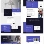 Get a FREE Physical Therapy Layout Pack for Divi