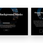 Turning Oversized Characters into Background Masks with Divi (Free Download!)