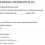 When Disaster Strikes: Business Continuity Plans 101