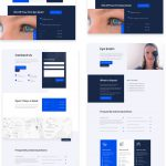 Get a FREE Eye Doctor Layout Pack for Divi