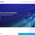 Divi Child Themes for Churches
